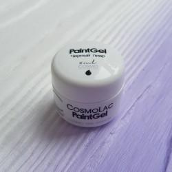 Гель-краска черная Cosmo Nail Fashion 5мл