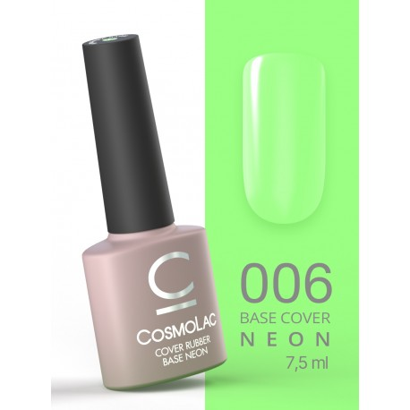 Base Cover Neon 06 7.5мл