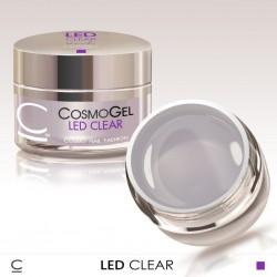 Гель LED Clear прозрачный 15мл