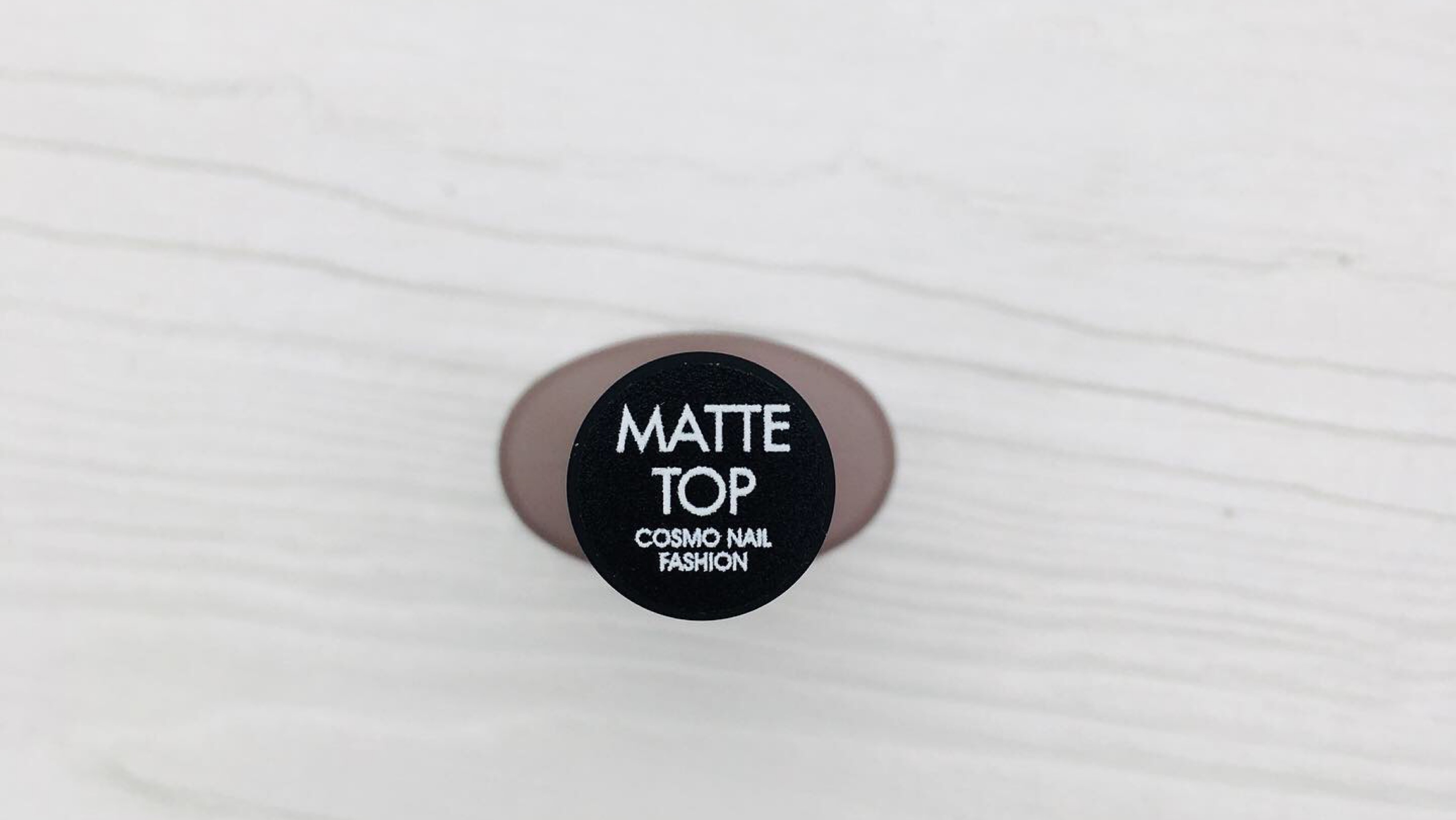 Матовый топ Cosmo Nail Fashion